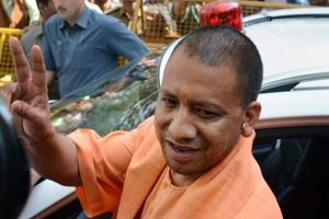 Likely Congress, SP failed   as I came in between Rahul, Akhilesh: Adityanath