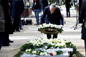 Belgium marks one year anniversary of Brussels attacks, many still...