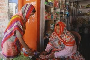 Rajasthan decided to adopt the AePS as it seems to be the most feasible model considering the fact that the FPS in the state already has been equipped with PoS machines with biometric scanners and for this model, neither the dealer nor the beneficiary is required to have a smartphone.