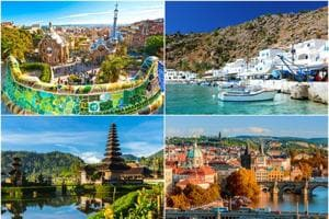 In pics: TripAdvisor's top 10 Travellers' Choice destinations for 2017