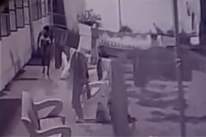 Bengaluru: Video shows man sneaking into college hostel, stealing...