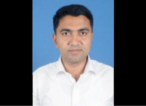 Pramod Sawant, BJP MLA from Sanquelim, was elected as the speaker of the Goa legislative assembly on Wednesday, beating Congress candidate, Alexio Reginaldo Lourenco.