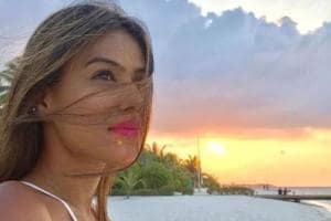 Nia Sharma is holidaying in Maldives and posting pictures. Check them...