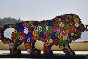 With cat's stealth, Make in India lion moved from Lutyens zone