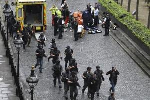 Police still seeking 1 assailant in London terror attack outside...