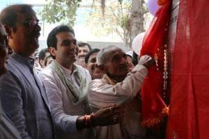 Noida MLA inaugurates primary health centre