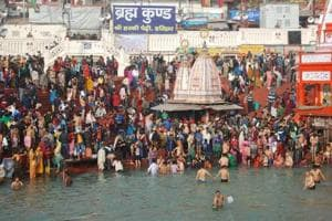Ganga and Yamuna are 'living entities' order puts onus for clean-up on...