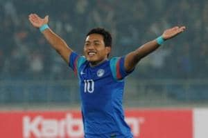 Sunil Chhetri, Jeje Lalpekhlua, Sandesh Jhinghan strike as India beat...