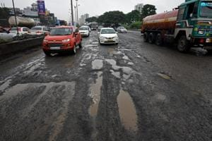 Civic officials said the contractors delayed work on 281 roads, citing lack of funds and thus this decision has to be taken.