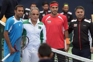 Pakistan's tennis authorities disappointed with Hong Kong's Davis Cup snub