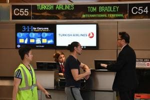 Airline passengers hit by latest rule as US, UK ban laptops, tablets...
