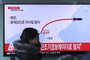 Two weeks after rocket launch, Seoul says North Korea failed in new missile test