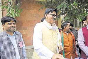 I am committing to serving the people of Jewar: BJP's Dhirendra Singh