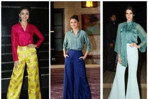 Alia Bhatt to Anushka Sharma: Divas put a modern spin on retro flared...