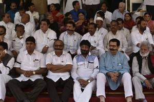 19 Opposition MLAs suspended: With numbers on its side, Maharashtra...