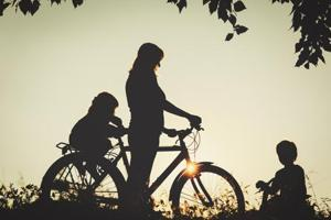 Make your kids exercise regularly to protect them from depression in...