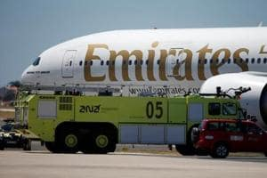 Emirates offers laptop  handlers 'free packing-handling' service to...