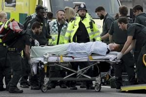 London attacker was British-born, known to intelligence agencies