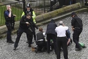 London attacker identified as 52-year-old Khalid Masood, police say no...