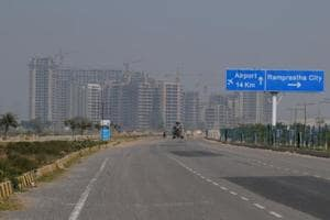 Homebuyers approach Gadkari over NPR completion