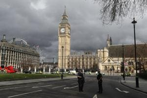 UK parliament attack: London won't be cowed by terrorism, says mayor...