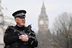 London attacker was British-born, known to intelligence services over...
