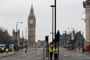 Islamic State claims responsibility for attack outside British...