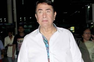 Randhir Kapoor: I am a private and very boring person unlike Rishi...