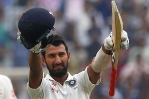 In cool Dharamsala, Cheteshwar Pujara reveals what helps him score big...