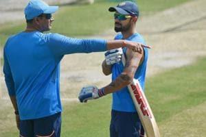 Virat Kohli skips batting in nets, Mohammed Shami bowls in Dharamsala