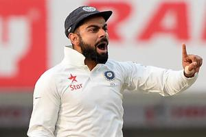 Ever since the start of the ongoing series, India cricket team skipper Virat Kohli has been targeted by Australians-- from the media Down Under, to former and current cricketers and cricket administrators.