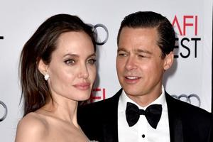Brad Pitt and Angelina Jolie are reportedly back on speaking terms