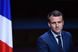 France's Macron projected to win presidential election ahead of Le...