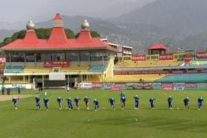 Dharamsala set for blockbuster Test debut as India eye series vs...