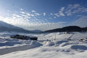 Gulmarg's silky slopes could turn into an international skiing...