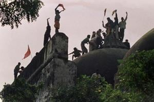 Babri Masjid case: SC adjourns hearing on reviving conspiracy charges...