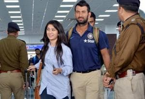 Dharamsala shootout: Pujara snubs Smith, says momentum is with India