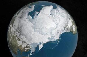 'We're losing key part of Earth's climate system': Arctic sea ice...