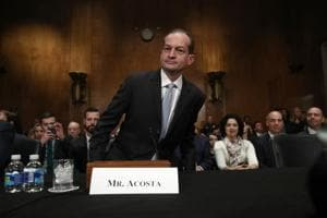 Replacement of US workers not intent of H-1B: Labor secy nominee...