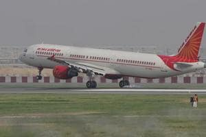 Air India flight from London to Ahmedabad cancelled after bird hit
