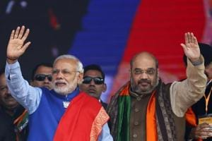 Narendra Modi, Amit Shah tell BJP MPs from UP not to seek transfers,...