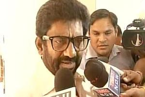 Shiv Sena MP Ravindra Gaikwad says he won't apologise for Air India...