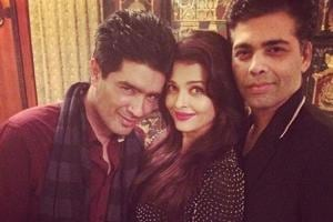 Aishwarya Rai Bachchan upset with Karan Johar for missing her father's...