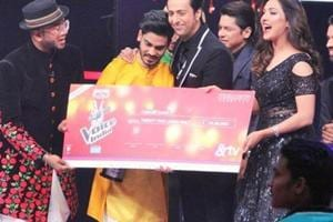 The Voice India winner wants to playback for Salman Khan