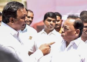 I won't join BJP or quit Congress: Narayan Rane