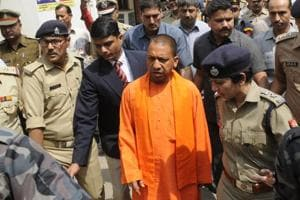 A day after getting portfolio, Yogi ministers get into action mode