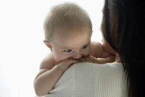 More reasons to hug your baby. Hugs reduce stress, boost immunity in...