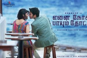 Guessing game on, who's the music composer of Gautham Menon-Dhanush's...