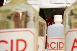 Girl injured in acid attack after she resists molestation bid