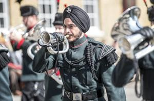 UK armed forces sign covenant with Sikhs